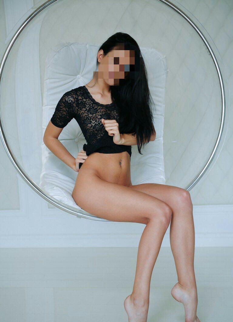 Erotic massage in Lviv with Caroline